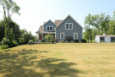 Saratoga County Single Family Home For Sale: 15 Outlet Rd