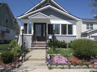 Schenectady Single Family Home For Sale: 2029 William St