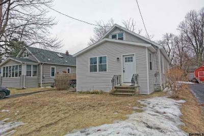 Colonie Single Family Home Back On Market: 9 Ahl Av