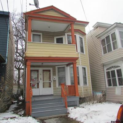 Albany Two Family Home For Sale: 32 Hurlbut St