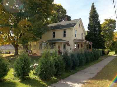 Gloversville Single Family Home For Sale: 55 West Eleventh Av