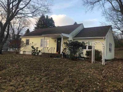 North Greenbush Single Family Home For Sale: 4040 Route 43