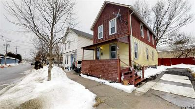 Saratoga Springs Single Family Home For Sale: 127 Division St