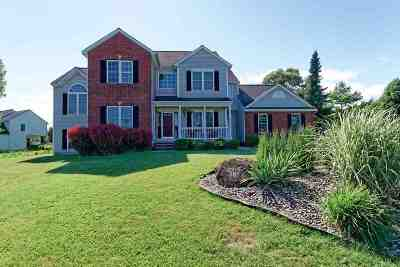 Saratoga County Single Family Home For Sale: 1 Rose Ct
