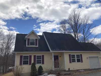 Greenfield, Corinth, Corinth Tov Single Family Home For Sale: 160 North Greenfield Rd