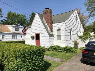 Colonie Single Family Home For Sale: 11 Western Av