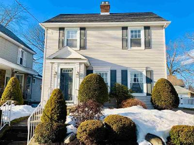 Scotia Single Family Home For Sale: 202 1st St