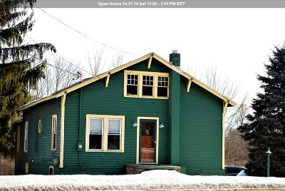 Warren County Single Family Home For Sale: 452 Bay Rd