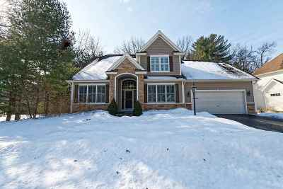 Saratoga Single Family Home For Sale: 7 Tyler Dr