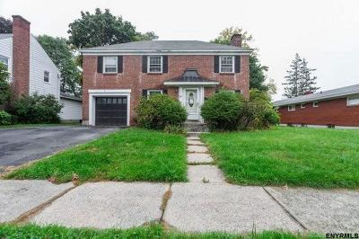 Albany Single Family Home For Sale: 313 Hackett Blvd