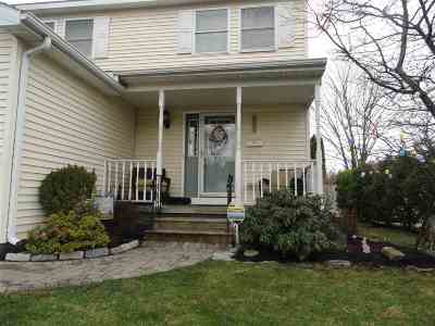 Rotterdam Single Family Home For Sale: 1135 Trinity Av
