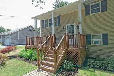 Schenectady County Single Family Home For Sale: 19 South Westcott Rd