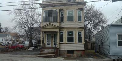 Albany Two Family Home For Sale: 345 Livingston Av