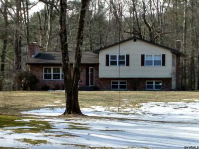 Columbia County Single Family Home For Sale: 490 Gale Hill Rd