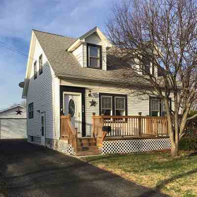 Schenectady County Single Family Home For Sale: 240 Mariaville Rd