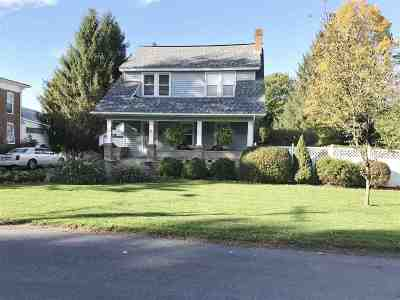 Schoharie County Single Family Home For Sale: 127 Grove St