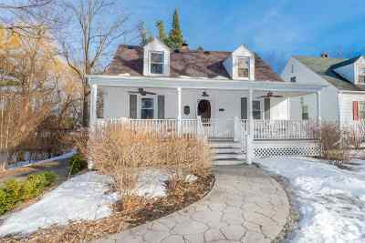 Niskayuna Single Family Home Price Change: 2232 Clifton Park Rd