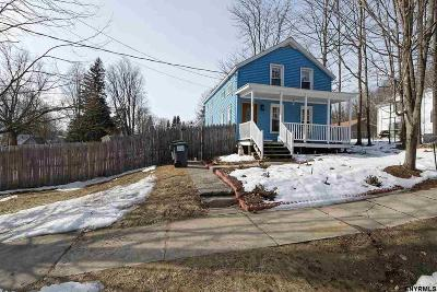 Ballston Spa Single Family Home For Sale: 395 Milton Av