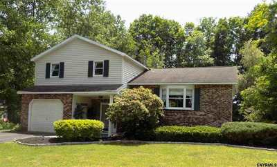 Ballston Spa Single Family Home For Sale: 7 Limerick La