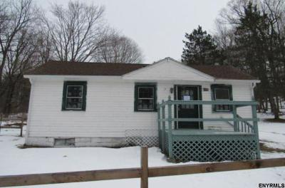 Rensselaer County Single Family Home For Sale: 94 Powder Mill Rd