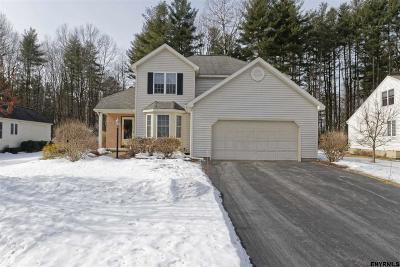 Saratoga Springs Single Family Home For Sale: 21 Waterview Dr