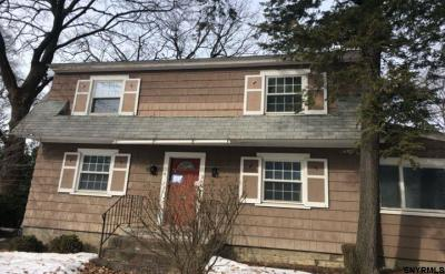 Schenectady Single Family Home Back On Market: 3 Rosa Rd