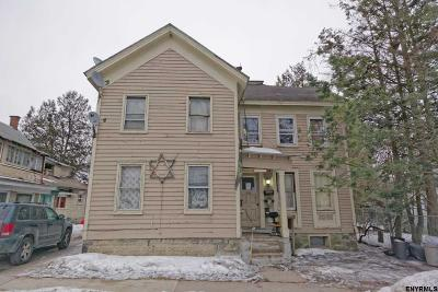 Gloversville, Johnstown Multi Family Home For Sale: 220 North Perry St