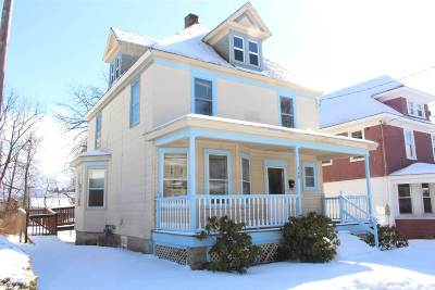 Schenectady Single Family Home For Sale: 948 Livingston Av