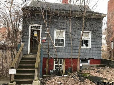 Albany NY Single Family Home New: $9,500