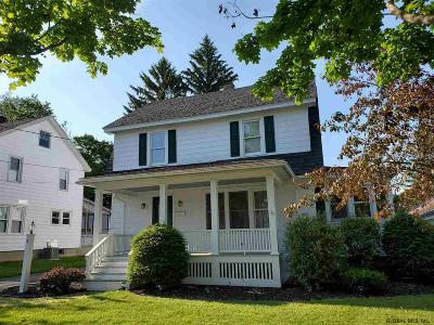 Gloversville Single Family Home For Sale: 6 Gillen Ter