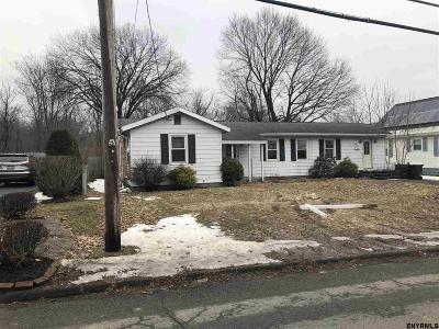Troy Single Family Home New: 64 New Turnpike Rd