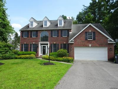 Guilderland Single Family Home New: 803 Hawley Ct