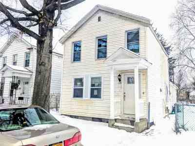 Watervliet Single Family Home For Sale: 1216 4th Av