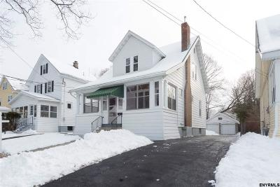 Albany NY Single Family Home New: $196,000