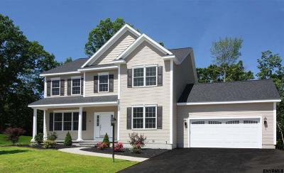 Colonie Single Family Home For Sale: 3 Whitbeck Ct