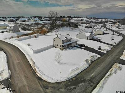 Albany County, Columbia County, Greene County, Fulton County, Montgomery County, Rensselaer County, Saratoga County, Schenectady County, Schoharie County, Warren County, Washington County Single Family Home New: 2 Dormie Av