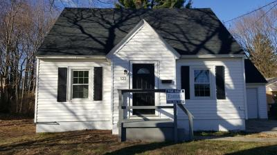 Schenectady County Single Family Home New: 522 Beacon St