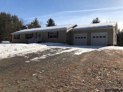 Albany County, Columbia County, Greene County, Fulton County, Montgomery County, Rensselaer County, Saratoga County, Schenectady County, Schoharie County, Warren County, Washington County Single Family Home New: 105 Maston Rd