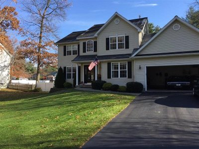 Albany County, Columbia County, Greene County, Fulton County, Montgomery County, Rensselaer County, Saratoga County, Schenectady County, Schoharie County, Warren County, Washington County Single Family Home New: 329 Jatski Dr