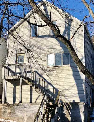 Rensselaer Single Family Home New: 57 Partition St