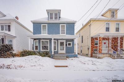 Schenectady County Single Family Home New: 19 Bruce St