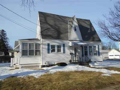 Scotia Single Family Home New: 300 4th St