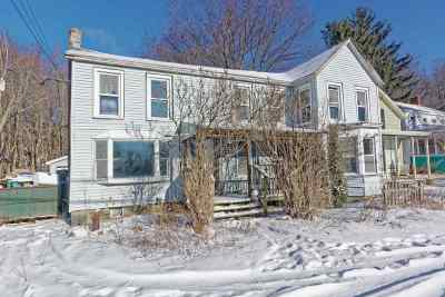 Rensselaer County Single Family Home New: 5 Taborton Rd