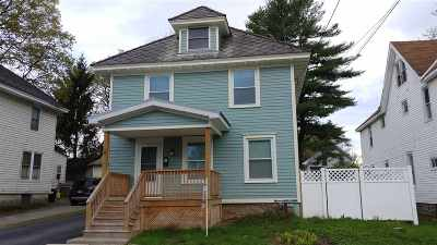 Gloversville Single Family Home For Sale: 18 Almond St