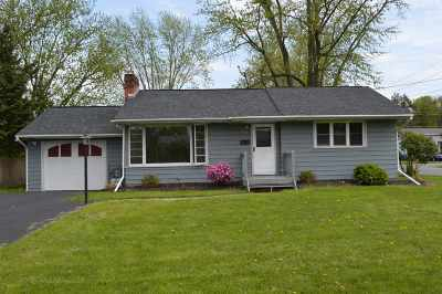 East Greenbush Single Family Home For Sale: 43 Phillips Rd