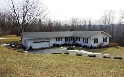 Schoharie County Single Family Home New: 222 Myers Rd