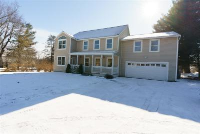 Single Family Home Active-Under Contract: 4011 Ny Rt 43
