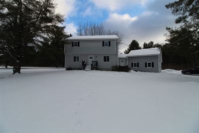 Montgomery County Single Family Home New: 121 Toback Rd