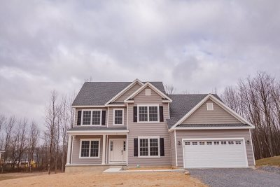 Albany County, Columbia County, Greene County, Fulton County, Montgomery County, Rensselaer County, Saratoga County, Schenectady County, Schoharie County, Warren County, Washington County Single Family Home New: 12 Harvester Way