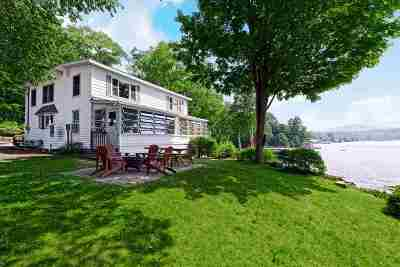 Lake George Single Family Home For Sale: 1 Park St